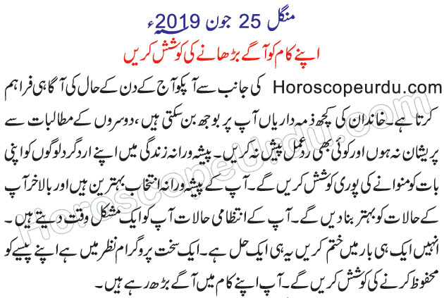 Yesterday Horoscope For Aries