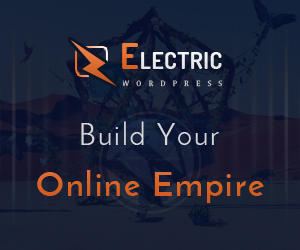 Electric Wp Theme